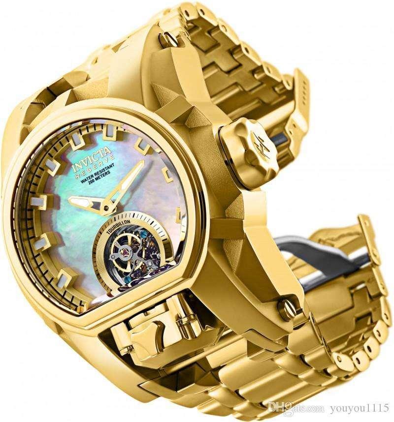 Reloj Invicta Bolt zeus automatico