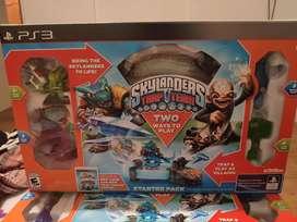 Skylanders Trap Team juego PS3 nuevo y sellado.