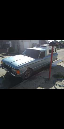 Vendo Ford ranchero