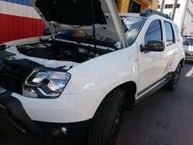 Venta camioneta renault Duster 4x4
