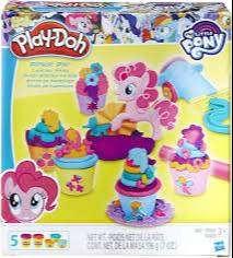 Play Doh - Pnkie pie Cupcake