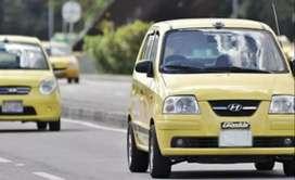 Conductor de Taxi Turno Largo