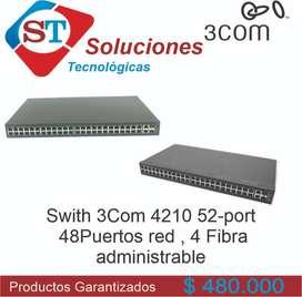 3Com 4210 52- port