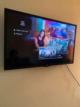 LG Smart TV 3D 43 Pulgadas 2019