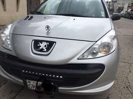 Peugeot 207 compact año 2009