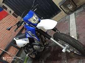Barra xtz 250