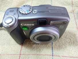 Camara Canon Powershot 710is