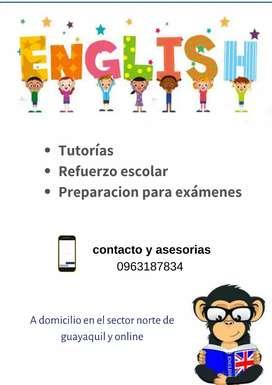 Tutorías de Inglés