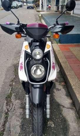 Yamaha BWS 125 MODELO 2013