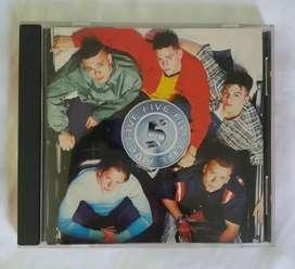 Five cd original pop rock