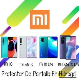 Protector Pantalla Hidrogel Para Todos Los Modelos De Xiaomi Redmi