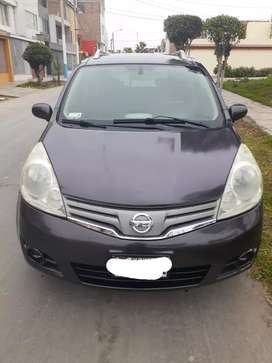 NISSAN HATCHBACK NOTE