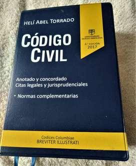 CODIGO CIVIL, HELI ABEL TORRADO, UNIV. SERGIO ARBOLEDA, MUY ECONOMICO!!