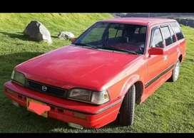Mazda 323 SW 1989