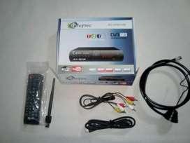 Decodificador tdt con WiFi en alta definición HD