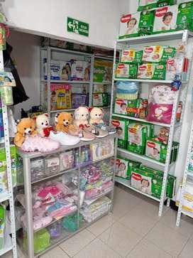Llegaron los pañales pañitos lociones Ropa todo para tu bebé con los mejores precios del mercado