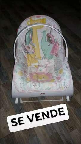 Se vende silla vibradora