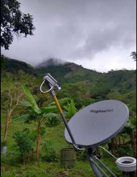 Internet inalambrico y satelital