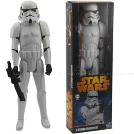 star wars stormtrooper hasbro action figure 12 inches