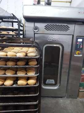 Vendo horno nova max 600 semi nuevo