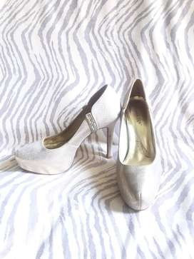 Zapatos usados en perfecto estado