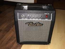 Amplificador para Guitarra con Cable