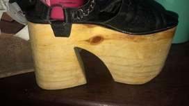 Vendo calzado usado pero en buen estado