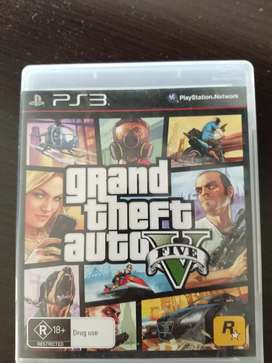 Vendo GTA 5 PS3