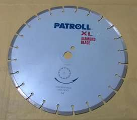 Disco Diamantado Patroll 14 Pulgadas Segmentado