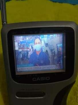 Tv Portátil Casio