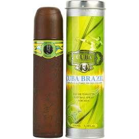 Perfume Cuba Brazil 100ml Hombre Eros