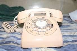 GE TELEFONO ANTIGUO DISCADO
