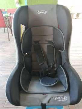 Se vende silla carro bebe