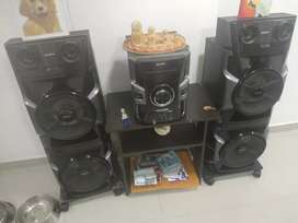 Ganga Equipo de Sonido Sony