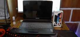 Vendo por Ocasion Laptop Advance