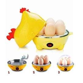 Gratis Envio Hervidor Cocedor Para Huevos Cocidos Tibios Eléctrico Vapor