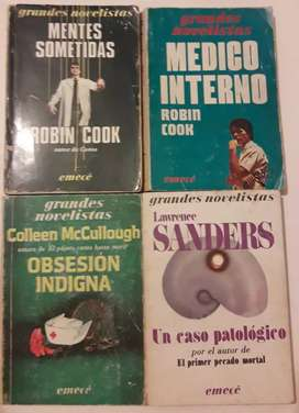 Lote De Libros Grandes Novelistas