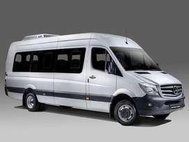 Vendo minivan de 20 pasajeros
