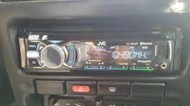 Radio JVC BLUETOOTH DVD CD USB Usado