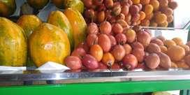 Vendo mini fruver