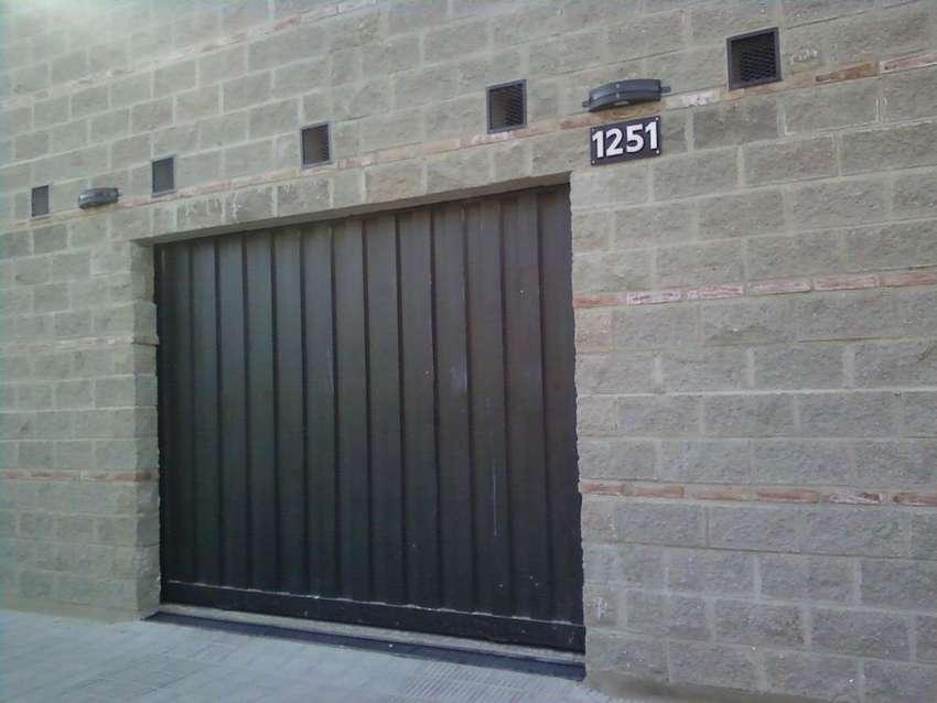 Cochera Barrio General Paz alquiler mensual Lugares disponibles 0