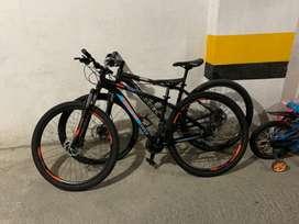 Bicicleta 3 meses de uso !