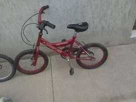Bicicleta rodado 16. MUY BUEN ESTADO!
