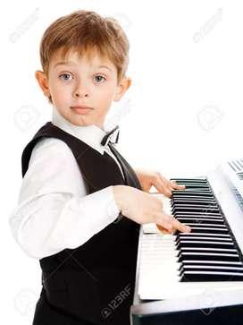 Clases de piano para niños en Medellín