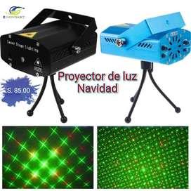 Mini Proyector Luz de Fiesta Y Eventos