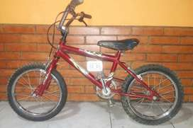 Vendo Bici Rod 16