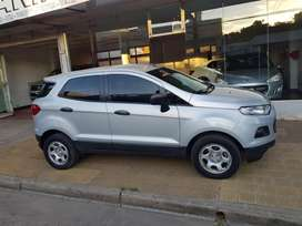 Ford Ecosport 1.6 S Año 2013