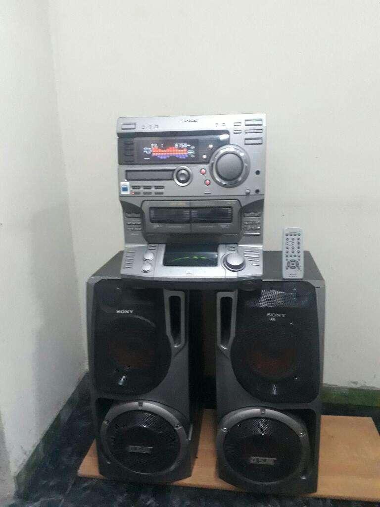 Equipo de Musica Sony Lbt-dr6 0