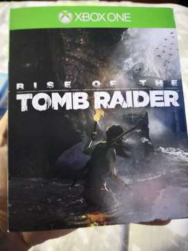 Rise of the Tomb Rider Xbox One usado perfecto estado