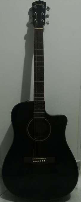 Guitarra Fender Cd60ce